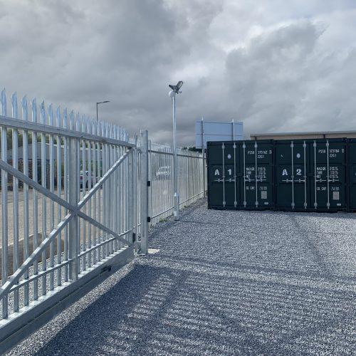 Self Storage Facilities Stirling