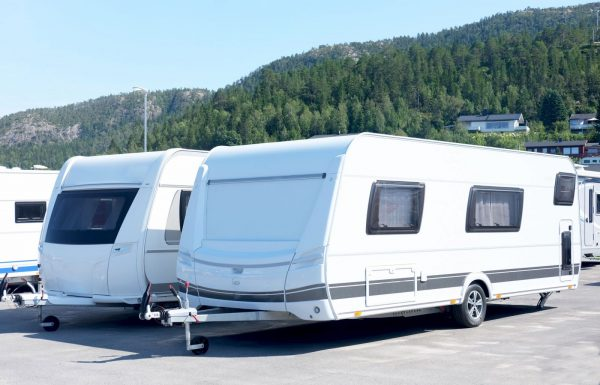 Caravan Storage Stirling